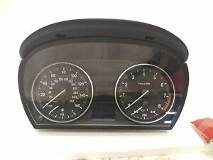 BMW E90 E92 E93 OEM Instrument Cluster Speedometer Gauges, 71,929 - 9187084