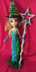 The Sea witch an ooak monster high doll custom repaint