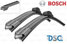 Kit 2 Spazzole tergicristallo BOSCH 3397118933 AUDI MERCEDES SEAT