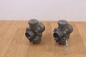 1995 SKI-DOO SUMMIT 583 Left & Right Carburetors / Carbs PAIR 38mm