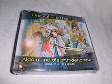 Aladin und die Wunderlampe - 3 CDs - OVP
