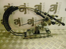 AUDI A3 2.0 TDI 2005 GEAR SELECTOR AND LINKAGE CABLES 1K0711049AT