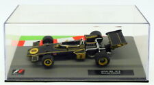 Altaya 1/43 Scale Model Car 23318D - F1 Lotus 72D 1972 - Emerson Fittipaldi