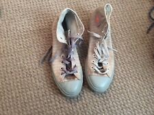 MENS CONVERSE ALL STAR HI TOP BOOTS SIZE 8
