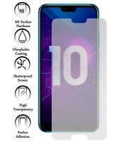 Tempered glass screen protector film for Huawei Honor 10 Genuine 9H Premium