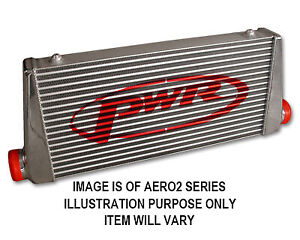 """PWR Street Series Intercooler CORE ONLY 600x300x68mm, 3"""" Outlets PWI78880"""