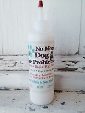 Organic All Natural No More Dog Ear Problems! No Mites, Grooming, Healthy Ears!