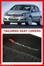 Tailored seat covers for OPEL  ASTRA H 2004 - 2009  full set grey