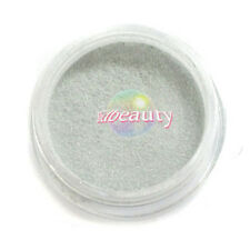 1 x Silver Color 100g Acrylic Crystal Powder Polymer Builder Manicure Nail Art