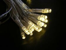 2x 5m/40 LED Fairy Lights Battery Operated Birthday Wedding Venue Decoration