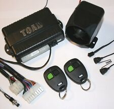 Toad Alarm A101cl car & van Alarm fully fitted south yorkshire
