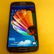 NEAR MINT SAMSUNG GALAZY S4 I545 16GB (VERIZON & GSM UNLOCKED) 4G LTE