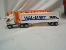 Winross  Walmart - Sam's Club Tractor Trailer Mack Ultraliner 1992 30th Annivers