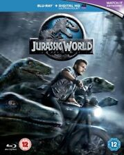 Películas en DVD y Blu-ray blues de blu-ray: b Jurassic World