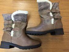 Unbranded Women's Snow, Winter Mid Heel (1.5-3 in.) Boots