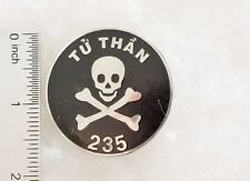 Vietnam Tinnie Special Forces Unit Badge