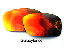 Replacement Lenses For Oakley Fives Squared Red Color Polarized By Galaxylense