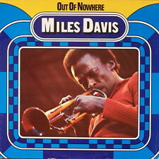 """12"""" Miles Davis Out Of Nowhere (A Night In Tunesia, My Old Flame) 80`s Time Wind"""