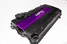 MPC Motorsport Billet B Series Spark Plug Wire Cover B16 B18 Honda [Purple]