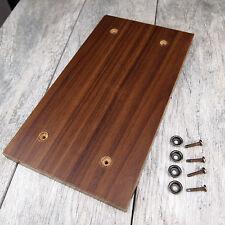 Akai GX-4000D Reel to Reel - Side Wood Grain Cover - Genuine Part