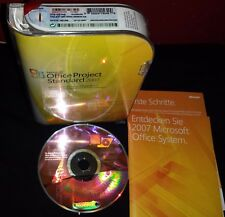 Microsoft Office Project 2007 Standard deutsch. OVP - MwSt Rechnung