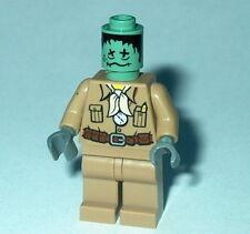 MOVIE #13 Lego Beetlejuice Shrunken Head Lobby Guy NEW custom Genuine Lego Parts
