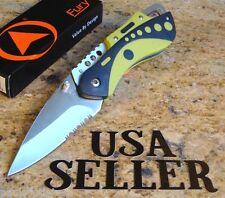 Fury Knives Waterbug Scuba Dive Marine Tactical Folding Pocket Knife New