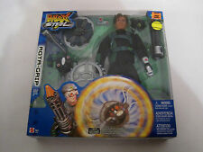 NEW 2002 MAX STEEL ROTA-GRIP MATTEL ACTION FIGURE (HKYC41-602)