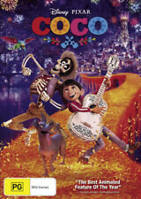 Coco (2017)  - DVD - NEW Region 4