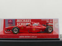 Minichamps 510984393 Schumacher Collection Ferrari F300 1998 Launch Car 1:43