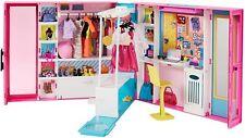 Barbie Fashionistas accesorios de juego 30+ armario de ensueño Nuevo Niños Navidad Juguete 3+