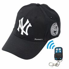1080P HD DVR Hidden Spy Camera Hat Motion Detection Video Recorder Cam+8GB