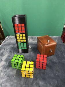 Rubik's Cube Stratosphere Magic trick Prop Children Stage Magic
