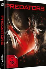 """""""PREDATORS"""" - SciFi Horror Kult - BLU RAY + 4K UHD MEDIABOOK - Cover A - rar/OOP"""
