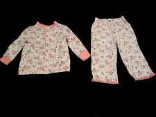 Baby Girls Starting Out, Cherry Blossom Two piece Outfit Size 18M