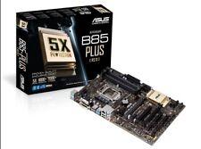 ASUS Intel Motherboard B85-PLUS R2.0 DVI VGA USB3.0