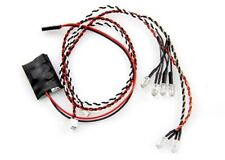Axial Simple LED Controller w/LED lights (4 White and 2 Red) AX24257