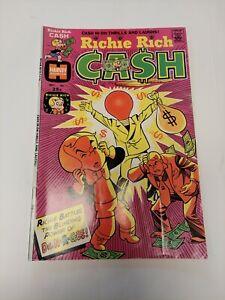 Richie Rich ~ Cash #1 ~ Harvey 1974