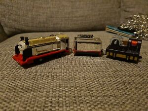 Thomas And Friends Trackmaster Motorised Merlin The Invisible set