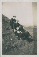 Photo group Of  Royal Navy sailors At shore base HMS Daedalus Lee On Solent p5