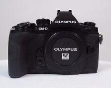Olympus OM-D E-M1 Body Only - Black - READ DESCRIPTION