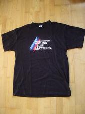 BMW Motorsport Nothing Else Matters T-Shirt XXL   Original BMW DTM Racing Shirt