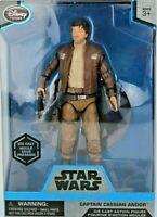 "Disney Star Wars Elite Series CAPTAIN CASSIAN ANDOR 6.5"" Die Cast Action Figure"