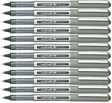12 X UNI BALL EYE FINE Stylo à bille 0.7 mm Pen UB157 * noir * Le Moins Cher Sur eBay