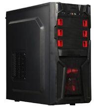FAST Quad Core Gaming Desktop PC Computer 16 GB DDR4 RAM 2TB New Custom System