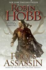 Fool's Assassin: Fitz and the Fool Trilogy Bk 1 by Robin Hobb - HARDCOVER - NEW!