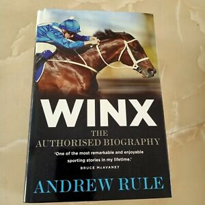 WINX: The Authorised Biography by Andrew Rule (Hardcover, 2018)