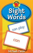 Sight Words Flash Cards Brighter Child Flash Cards