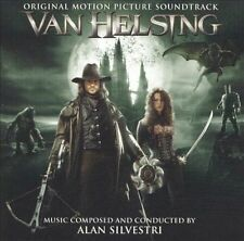 Van Helsing [Original Motion Picture Soundtrack] by Alan Silvestri (CD, May-2004