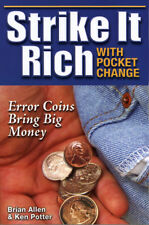 "DIGITAL BOOK ""STRIKE IT RICH"" ERROR COINS BRING BIG MONEY BY ALLEN & POTTER"